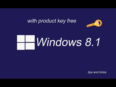 How to activate windows 8.1 pro