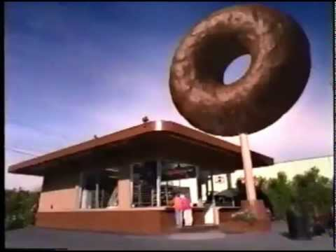 Cap'n Crunch Choco Donuts Commercial (3/9/02)