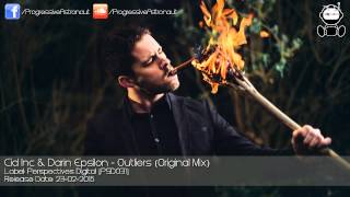 Cid Inc. & Darin Epsilon - Outliers (Original Mix) [Perspectives]