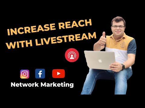 How To Live Stream To Grow Network Marketing Business? (3 Practical Tips)