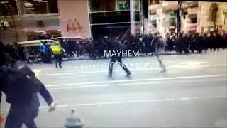 Mayhem in New York City