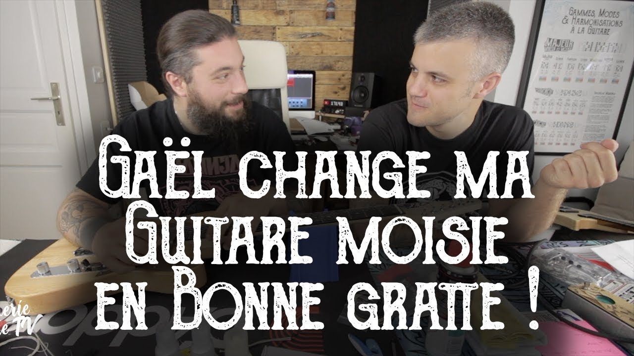 Changer une GUITARE POURRIE en BONNE GRATTE !!! ( Harley Benton T style Kit )