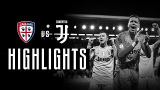 HIGHLIGHTS: Cagliari vs Juventus - 0-2 - Bianconeri at the double in Sardinia