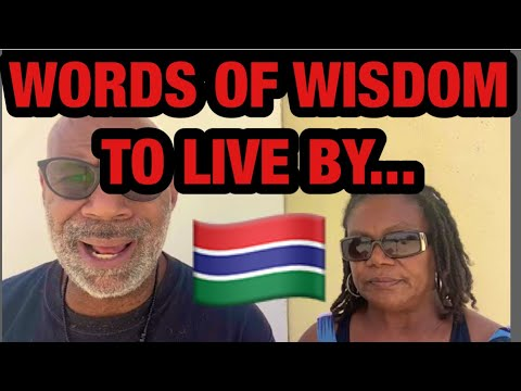 Words of wisdom to live by for Afrikan Prosperity