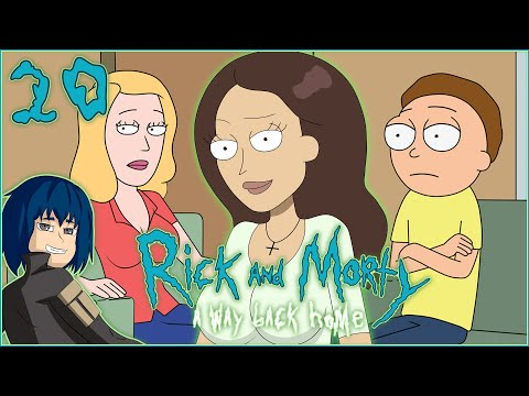 Rick and Morty: A Way Back Home | Ep.20 - Therapy