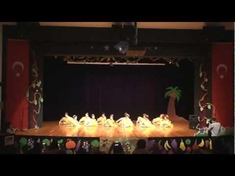 Kultur2000 Koleji Anaokulları yıl sonu gösterisi Bale-2011 .mpg