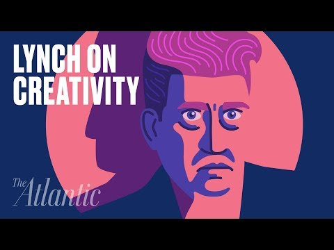 David Lynch On Where Great Ideas Come From