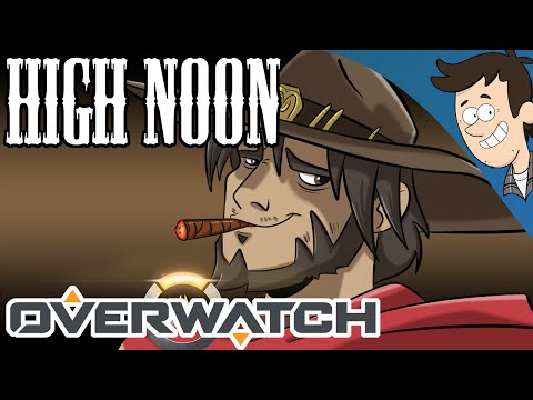 High Noon ► Overwatch (MCCREE) Song by MandoPony