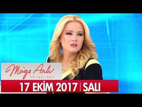 Müge Anlı ile Tatlı Sert 17 Ekim 2017 - Tek Parça