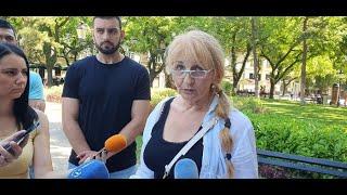 Održan protest ličnih pratilaca i personalnih asistenata zbog neisplaćenih zarada (VIDEO)