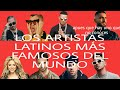 ¡Top 10 PELEAS de Famosos Latinos! - YouTube