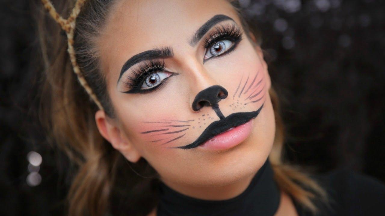 CAT Halloween Tutorial - YouTube