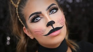 easy cat makeup tutorial