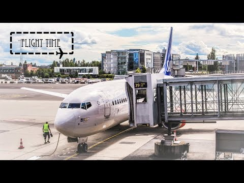 FLIGHT REPORT | SAS Boeing 737-800 | Oslo to Copenhagen | SA