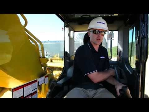Excavators: Dash 11 Cab Controls