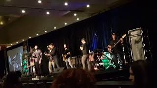 Jason's intro and wagon wheel torcon 2017