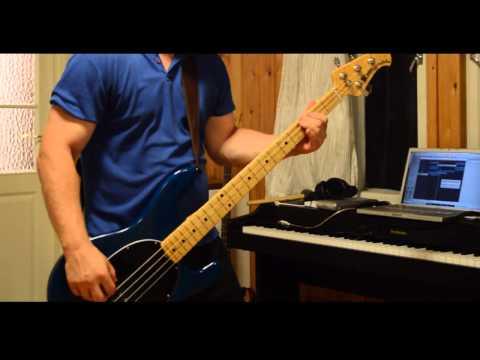 Music Man Classic StringRay 4