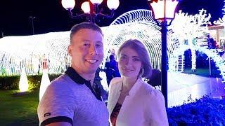Amazing night in sparkling SOHO Square Sharm El Sheikh