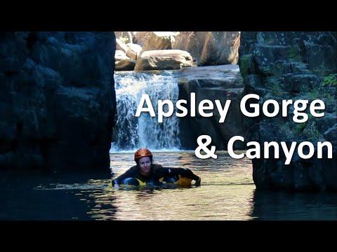 Apsley Gorge/Canyon, NSW (Oxley Wild Rivers) - apsley
