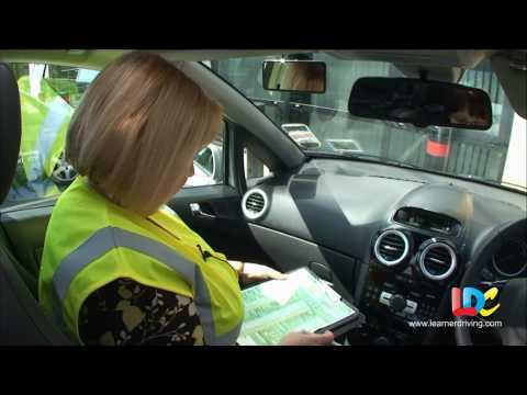 UK Driving Test 5/6 - LDC driving schools