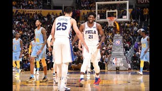 Best Plays From Week 5 Of The NBA Season (LeBron, Embiid, Ben Simmons and More!)