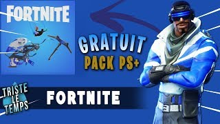 NEW PACK FREE CELEBRATION - FORTNITE