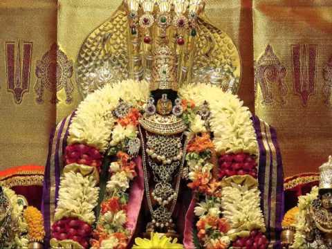 """108 Divine Shlokams on Lord Venkateswara (Kshetra Thirumala) - """"Dhaya Sathakam"""" (Vedanta Desika)"""