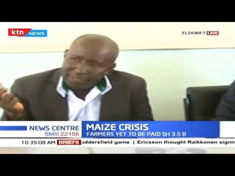 Maize crisis: Senate committee meets NCPB management in Eldoret