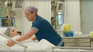 Een operatie in Maasziekenhuis Pantein