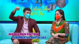 Raffi Ahmad CEMBURU! Nagita Ngefans Sama Arya Saloka | OKAY BOS (17/02/21) Part 2