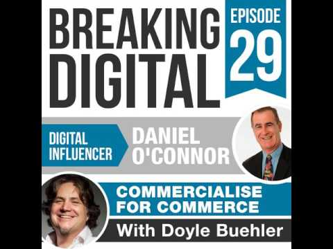 Daniel O'Connor is bringing traction, funding and profits, back into Intellectual Property...