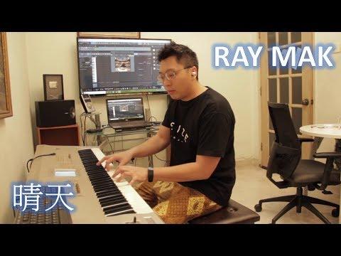 Jay Chou 周杰倫  - Qing Tian 晴天  by Ray Mak 麥漢傑
