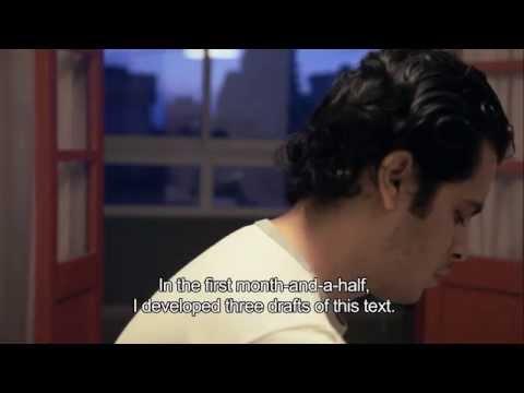 Masrah Ensemble Playwright Residency Program 2014: Yasser Abu Shaqra