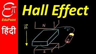 HALL EFFECT || in HINDI