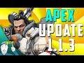 IS IT GOOD? Apex Legends Update 1.1.3