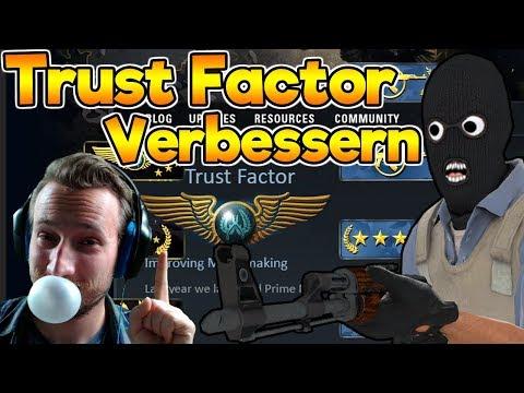 trust factor matchmaking wie