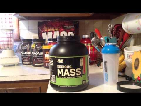 optimum-nutrition-serious-mass-review-hd!