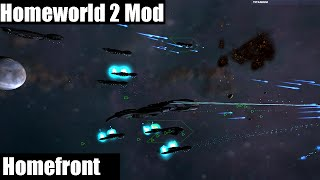 Homefront Covenant Gameplay - Homeworld 2 Mod