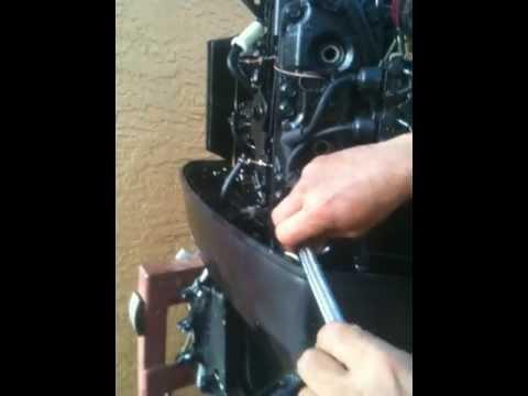 1998 mercury 175 2 5 outboard compression test doovi for Yamaha outboard compression test results