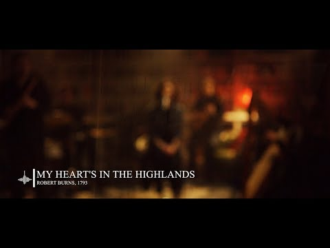 Женя Любич - My Heart's in the Highlands