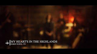 Смотреть клип Женя Любич - My Hearts In The Highlands