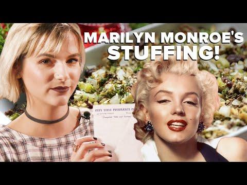 We Cook Marilyn Monroe's Famous Recipe • Ladylike