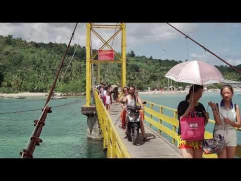 Emre Yetkin and Burcu Biricik Travel to Bali - Dugun sonrasi 25 saat uykusuzluk ve bali ye yolculuk