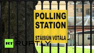 Ireland: First voters hit the polls for same-sex marriage referendum