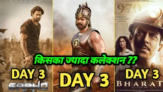 Saaho 3rd Day Collection, Saaho Box Office Collection, Saaho Movie, Saaho 4th Day Collection