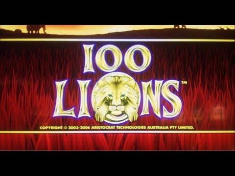 100 lions slot game
