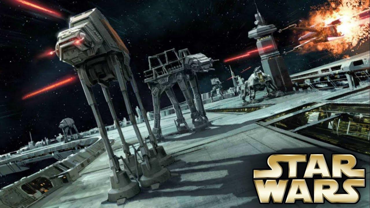 The Longest Battle of the Galactic Civil War - The Battle ...