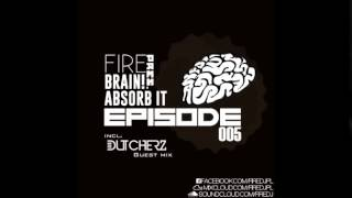 [Electro House Mix] Fire - Brain! Absorb it #005 (incl. Dutcherz) (10.2014)