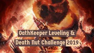 Grim Dawn | Fast Oathkeeper Leveling & Death Nut Challenge 2019 | GamePink