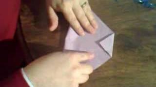 Rosa Origami Di Kawasaki [parte I]